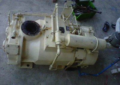 Overhaul Vacuum Pump